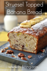 Good Enough to Eat : Banana Bread