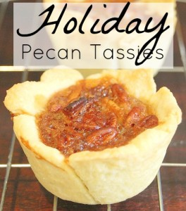 Good Enough to Eat | Pecan Tassies