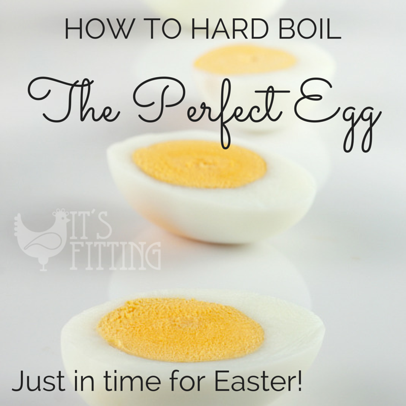 How to Boil an Egg the Right Way