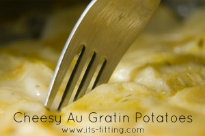 Good Enough To Eat: Easter Au Gratin Potatoes