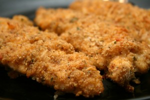 Good Enough to Eat – Oven Fried Chicken