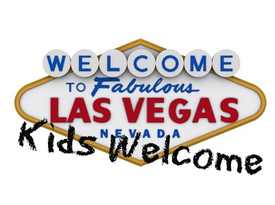 Las Vegas - Kids Welcome