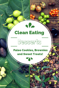 Guest Appearance :: Clean Eating, DESSERTS! No really!