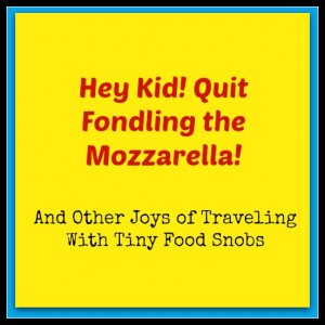 Guest Appearance :: Hey, Kid! Quit Fondling the Mozzarella!