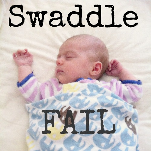 Swaddle Fail - StraightJacket