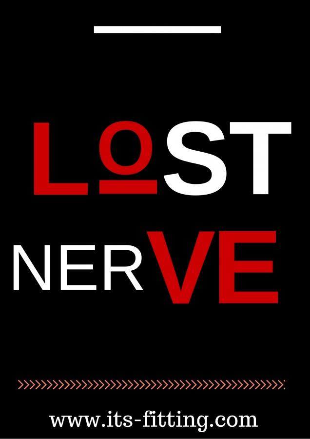 Lost Nerve