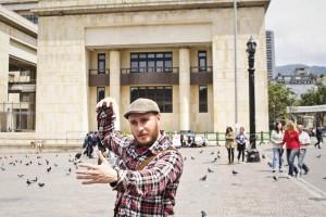 Traveling to Bogota