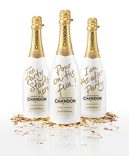 Chandon party wine
