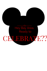 It's a Disney Celebration!
