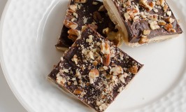 Chocolate Saltine Bars (1 of 1)