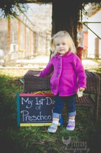 The First Day of Preschool : Part 2