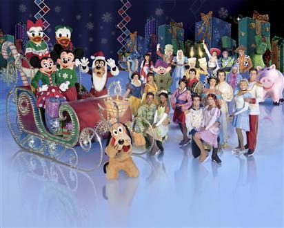 Winter Disney On Ice