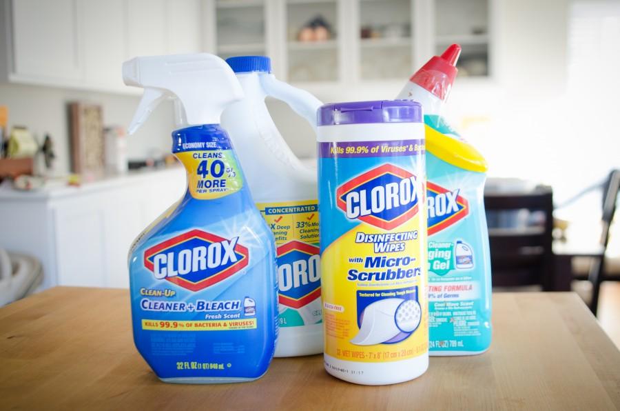 Clorox Germ Warfare