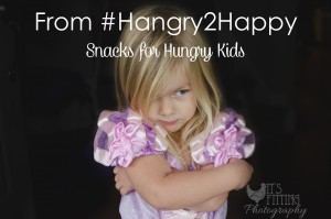 From Hangry to Happy – Snacks for Hungry Kids