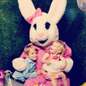 Easter Bunny Photos : Admit it, You Do it Too