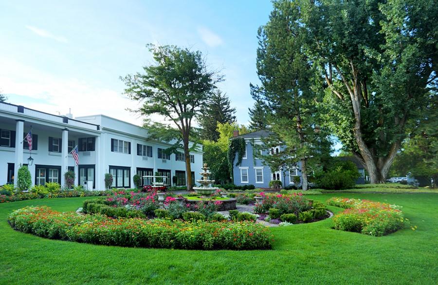 Homestead Resort Virginia House