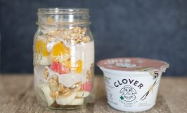 clover greek yogurt breakfast recipe