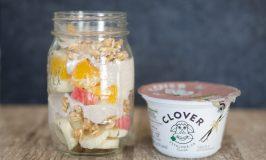 clover greek yogurt breakfast recipe