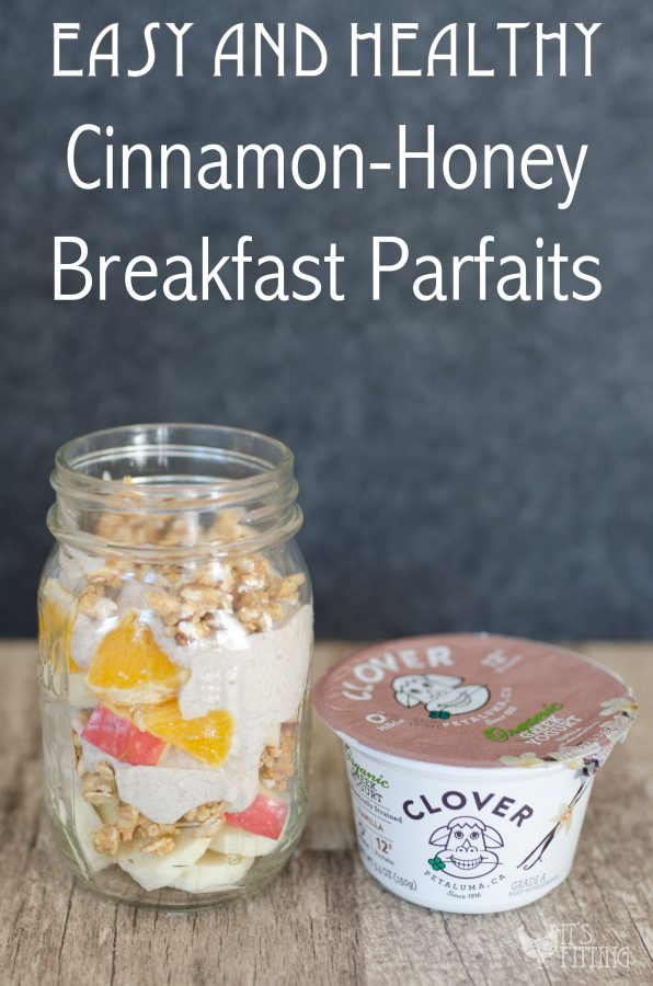 Healthy breakfast Ideas clover greek yogurt