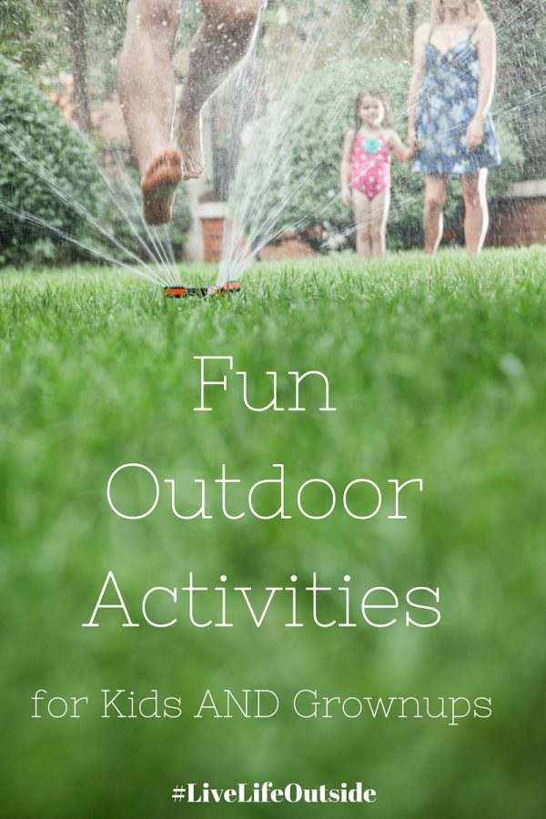 5 backyard activities