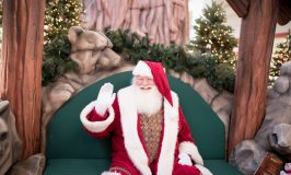 santa claus coddingtown mall holiday photos