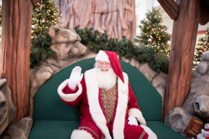 santa claus coddingtown mall holiday photos