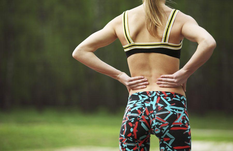 ALEVE TENS back pain